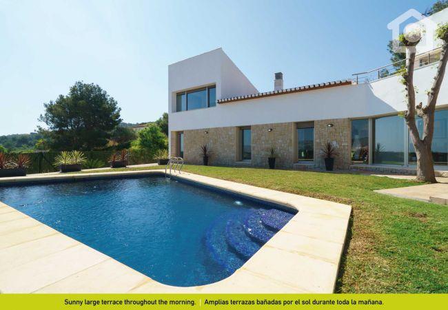 Villa in Javea / Xàbia - Solhabitat Javea Holidays