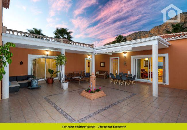 Villa in Javea / Xàbia - Solhabitat Javea Comfort