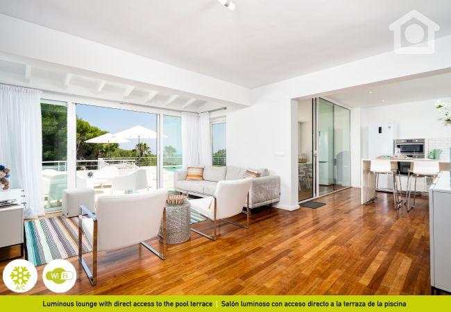 Villa in Teulada - Solhabitat Moraira Elegance